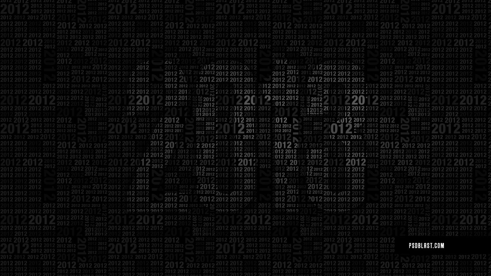 new year wallpaper 2013 psdblast